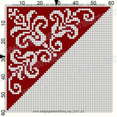 Cross Stitch Freebies, Cross Stitch Bookmarks, Cross Stitch Rose, Cross Stitch Borders, Cross Stitch Designs, Cross Stitch Embroidery, Cross Stitch Patterns, Crochet Diagram, Crochet Chart