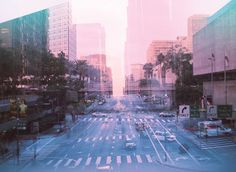 LOS ANGELES DREAMSCAPES BY ANTHONY SAMANIEGO