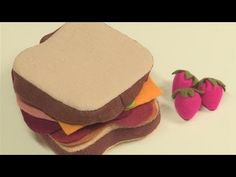 Video Guide To Felting A Sandwich - YouTube