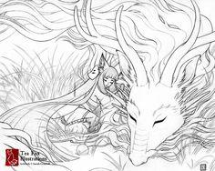Untitled 02 [Sketch] by TeaKitsune.deviantart.com on @DeviantArt