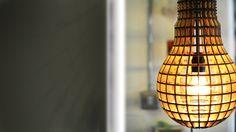 Suck UK| Laser Cut Wooden Bulb | AHAlife | Suck UK | AHAlife