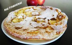 Gâteau aux pommes express  sans four