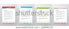 Find Letterhead Template Set stock images in HD and millions of other royalty-free stock photos, illustrations and vectors in the Shutterstock collection. Letterhead Design, Letterhead Template, Land Scape, Royalty Free Photos, Create Yourself, Templates, Letterhead, Stencils, Vorlage