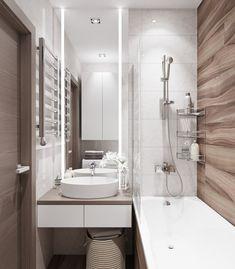 Laundry Room Bathroom, Tiny House Bathroom, Bathroom Layout, Small Bathroom, Best Bathroom Designs, Modern Bathroom Design, Bathroom Interior Design, Home Interior, Wc Design