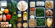 5 Healthy On-The-Go Lunches You Can Make On A Sunday