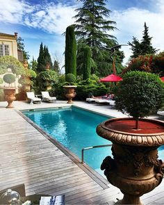 Villa Gallici France #relaischateaux  #hotelsandresorts @camille.lm