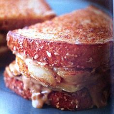 Grilled Banana Sandwhiches