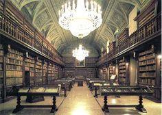 Sala Teresiana della Biblioteca Braidense di Milano