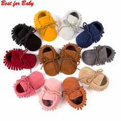 2016 nueva primavera/otoño marca romirus cordones de pu de cuero bebé zapatos mocasines de gamuza bebé botas primeros caminante zapatos de bebé recién nacido