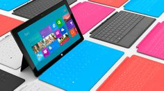 We're finally getting an official look at how much Microsoft's new Surface RT tablets are going ...