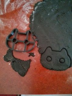 COOKIE CAT Cookie Cutter from Steven Universe! by dougwinning99.
