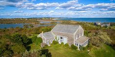 Private beaches, 32-foot ceilings, and water views? Sign us up! Brought to you by Marcie Hahn-Knoff  REALTOR®   Broker, PureWest Christie's International Real Estate homeinbozeman.com