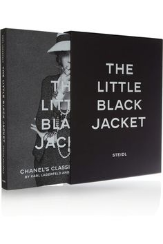 The Little Black Jacket by Karl Lagerfeld & Carine Roitfeld | The ...