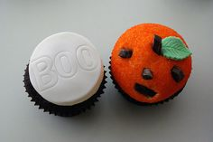 Halloween cupcakes from Coco Cake Cupcakes