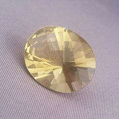Check out this item in my Etsy shop https://www.etsy.com/listing/255355332/19ct-brazil-lemon-citrine-faceted-loose