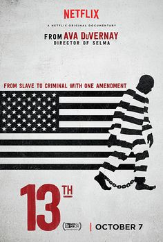 THE 13TH Trailer: Ava DuVernay Explores The Nation's Prison System in New Documentary — GeekTyrant