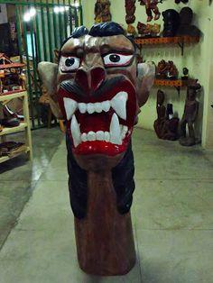 Petrolina: capital do vale do São Francisco. Oficina do artesão, Mestre Quincas.