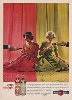 Martini & Rossi ad