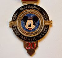 Walt Disney World Marathon 2013 medal