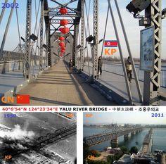 Confini amministrativi - Riigipiirid - Political borders - 国境 - 边界: 2002 CN-KP Hiina-Põhja-Korea Cina-Corea RDP (del n...