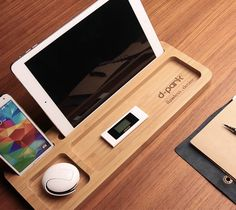wooden phone stand - Google Search …