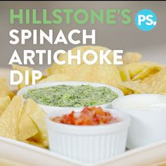 Are you as obsessed with the spinach-artichoke dip at Hillstone as we are? The warm and gooey appetizer is so crave-worthy, it was something we needed to figure out how to make ASAP so we can eat it whenever we want.