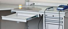 Modular Dental Technician Workstations
