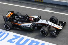 Force India VJM08 - Mercedes