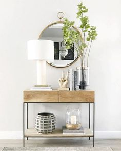 Why Everybody Is Talking About Entryway Refresh Ideas And - Why Everybody Is Talking About Entryway Refresh Ideas And What You Should Be Doing Decoryourhomes Com April Dding Some New Gorgeous Gh Accessories To My Entryway homedecor 66920744449988846 Hallway Decorating, Entryway Decor, Entry Foyer, Entryway Furniture, Living Room Designs, Living Room Decor, Easy Home Decor, Home Decor Inspiration, Decor Ideas