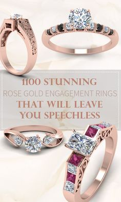 Shop classic Solitaire Engagement Rings at Fascinating Diamonds. Customize this single diamond ring for women with different ring styles and metals. Single Diamond Ring, Garnet And Diamond Ring, Best Diamond, Rose Gold Engagement Ring, Solitaire Engagement, Swagg, Fashion Rings, Beautiful Rings, Jewelry Accessories
