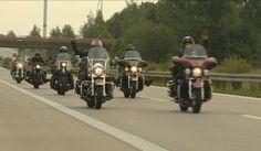 Nasi motocykliści w Austrii