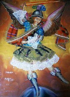 Colonial, Fair Grounds, Mongrel, Pintura, Art, San Miguel