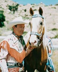 I loved Roy Rogers and Trigger. I've even been to the museum in Victorville,  CA.