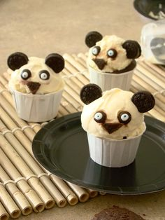 Movie treats for your Kung Fu Panda movie party