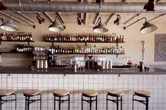 Project Name: Randys Wing Bar Location: Hackney, London Client: Randys Wing Bar Lighting Design: Karen Smart / Lighting by Enigma Lighting. Bar Lighting, Interior Lighting, Lighting Design, Wine Bar Restaurant, Cafe Bar, Lighting Solutions, Light Fittings, Hackney Restaurants, Interior Design