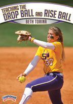 Teaching the Drop Ball and Rise Ball   - featuring Beth Torina, LSU Head Coach;  former Head Coach at Florida International; 2x Sunbelt Conference Coach of the Year; USSSA Florida Pride Head Coach - National Pro Fastpitch League (NPF)