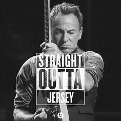 Bruce Springsteen - Straight Outta Jersey