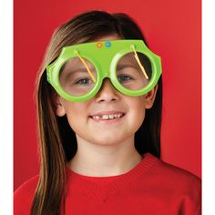 Our giggle-worthy Wiper Glasses are a great idea for the comedians on your gift list!