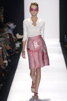 Carolina Herrera Spring 2007 Ready-to-Wear - Collection - Gallery - Style.com