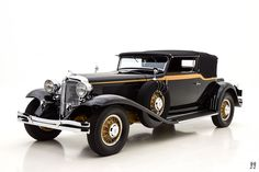 We are very pleased to offer this 1931 Chrysler CG Imperial Waterhouse Convertible Victoria, a stunning example wearing highly prized coachwork. Retro Cars, Vintage Cars, Antique Cars, Vintage Photos, Classic Motors, Classic Cars, Chrysler Imperial, Chrysler 300, Hot Cars