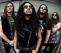 THRASH METALLERS HATCHET ANNOUNCE NEW MEMBERS, THIRD STUDIO ALBUM DROPPING LATE SUMMER 2015 VIA THE END RECORDS/ADA http://skateboardmarketing.tumblr.com/post/117860058410/thrash-metallers-hatchet-announce-new-members [@theendrecords ,Thrash Metal]
