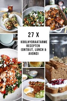 27 x low-carbohydrate recipes - Beaufood - 27 x low-carbohydrate recipes – Beaufood - Non Carb Foods, Low Carb Recipes, New Recipes, Low Carb Keto, Healthy Recepies, Healthy Snacks, Good Food, Yummy Food, Lunch To Go
