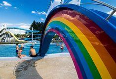 Kudy z nudy - Aquapark Ústí nad Orlicí Outdoor Decor