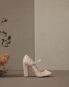 パンプス ヴァリー レース - パンプス - Dolce&Gabbana - 2015冬コレクション ¥ 98,280