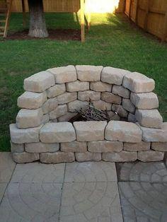 Easy DIY Fire Pit Ideas 21