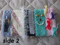 Caring for someone with dementia can be difficult, Twiddle muffs have been tried in many hospitals and proved to be successful in giving restless