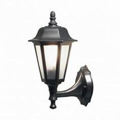 Fasadbelysning - Utomhusvägglampor | LampGallerian.se