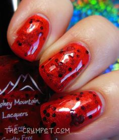 Smokey Mountain Lacquers - American Horror Story for Halloween 2015 - Soulless