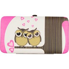 So cute...and I do need a new wallet!