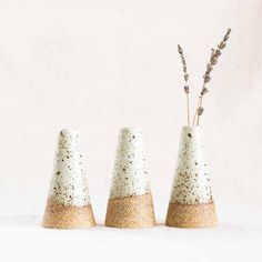 Mudra Vase by Humble Ceramics at General Store